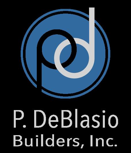 Pdb Logo May 2015 Website P Deblasio Buildersp Deblasio Builders